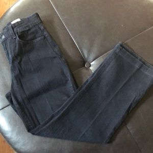 Not your daughters jeans 4 stretch black dark